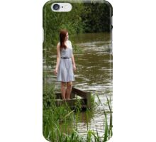 Strong River Flows iPhone Case/Skin