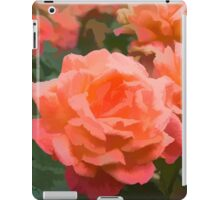 Happy, Fragrant Roses - Impressions of June iPad Case/Skin