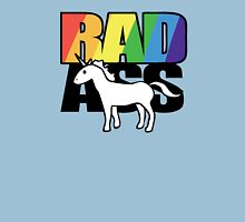 Radass Unicorn Womens Fitted T-Shirt