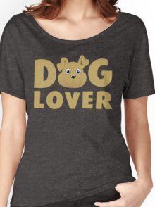 Dog Lover T Shirt Women's Relaxed Fit T-Shirt