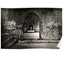 Underneath the Arches Poster