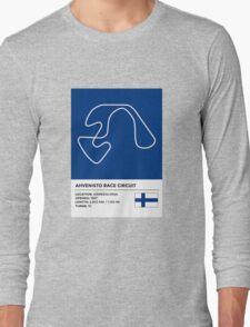 Ahvenisto Race Circuit Long Sleeve T-Shirt