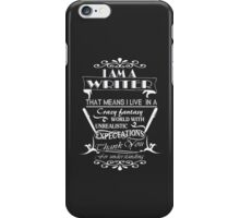 A Writers World iPhone Case/Skin