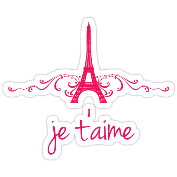 Pink Vintage French Flourish by superstarbing