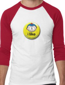 Capitan Timmy - I like Men's Baseball ¾ T-Shirt
