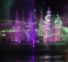 VIVID Darling Harbour Light Display by KazM