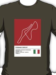 Fiorano Circuit T-Shirt
