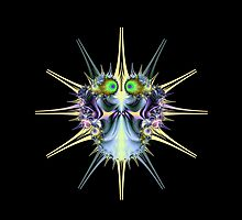 Fiji Virus by Objowl