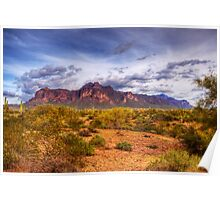 Superstition Mountains-2 Poster