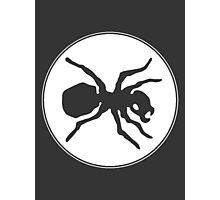 The Prodigy - Ant Logo Photographic Print