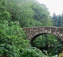 Old Shiel Bridge by WatscapePhoto