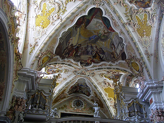 Abbey of Novacella by sstarlightss