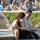 Fountain Side Handicapping ... by Danceintherain
