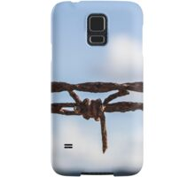 The barbed wire Samsung Galaxy Case/Skin