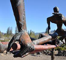 bronze hands by pdsfotoart