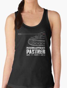 PANTHER TANK Women's Tank Top