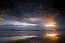 Opoutere Beach by Michael Treloar