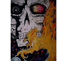 """""""Devour All You Cannot Burn"""" Photographic Print"""