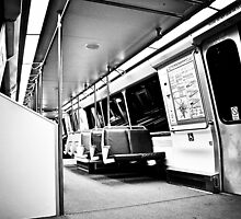 metro car by jamesacampbell