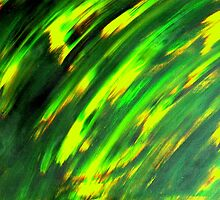 Yellow Motions by Leilane Kyne
