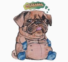 Socks Pugs and Sausage Rolls by Edgar Lowman