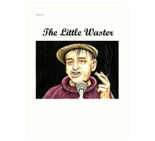 Bobby Thompson : The Little Waster Art Print