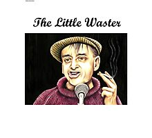 Bobby Thompson : The Little Waster Photographic Print