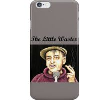 Bobby Thompson : The Little Waster iPhone Case/Skin