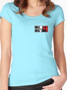 2000AD Rogue Trooper BioChip Women's Fitted Scoop T-Shirt