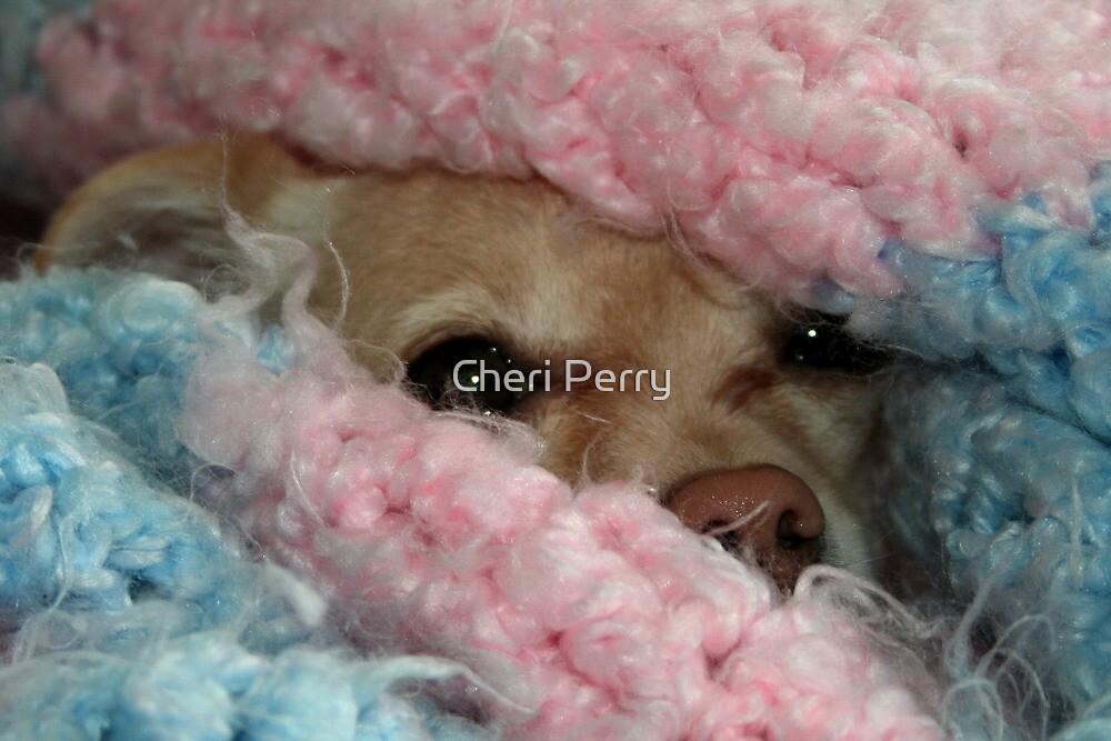LeeLa Snuggling by Cheri Perry