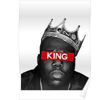 King Biggie Poster