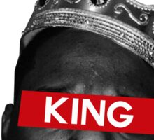 King Biggie Sticker