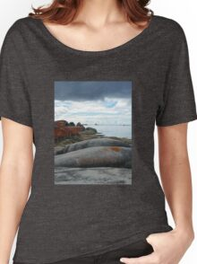 The unique Bay of Fires, Tasmania Women's Relaxed Fit T-Shirt