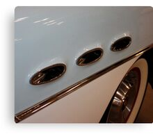 Two Tone Buick Canvas Print