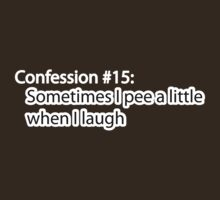 Confession #15 by Nicholas Poulos