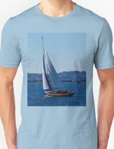 Sailing Stonington Harbor T-Shirt