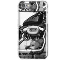 Harley Engine Mashup iPhone Case/Skin