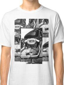 Harley Engine Mashup Classic T-Shirt
