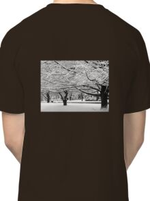 Snow Trees Classic T-Shirt