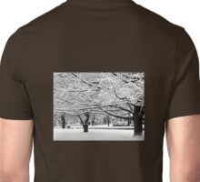 Snow Trees Unisex T-Shirt