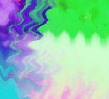 Garden Of Color Sticker