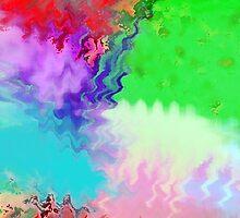 Garden Of Color by Colin Hogan