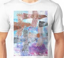 The Sky was Full of WIngs Unisex T-Shirt