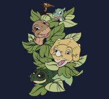 The Land Before Time Gang Kids Clothes