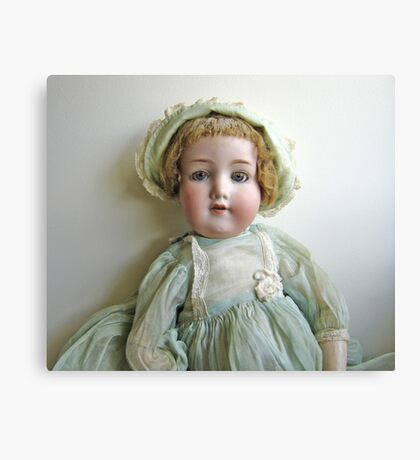 Forgotten Doll Canvas Print