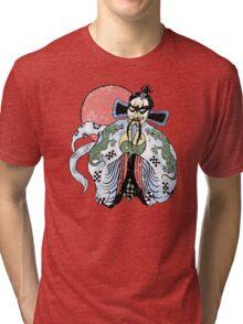 JACK BURTON- BIG TROUBLE IN LITTLE CHINA Tri-blend T-Shirt