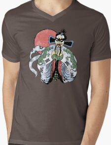 JACK BURTON- BIG TROUBLE IN LITTLE CHINA Mens V-Neck T-Shirt