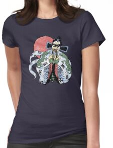 JACK BURTON- BIG TROUBLE IN LITTLE CHINA Womens Fitted T-Shirt