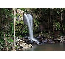 Curtis Falls Photographic Print