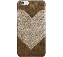 Chalk Heart  iPhone Case/Skin